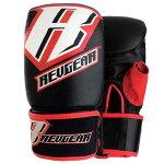■REVGEAR[レヴギアー]レザーバッググローブ/格闘技ボクシングキックボクシングブラジリアン柔術MMAUFCスパーリングパンチ