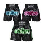 ■REVGEAR[レヴギアー]キッズ・ジュニア用ムエタイショーツ/総合格闘技ボクシングキックボクシングブラジリアン柔術MMA空手UFC子供用