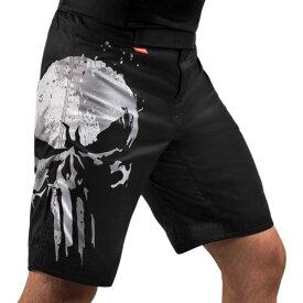 【送料無料】【限定品】 HAYABUSA[ハヤブサ]MARVEL ファイトショーツ  パニッシャー/ Punisher マーベル 総合格闘技 ボクシング キックボクシング ブラジリアン柔術 MMA UFC