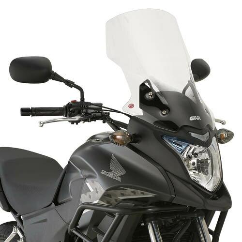 【バイク スクリーン】ホンダ 400X / CB500X GIVI ラージ スクリーン
