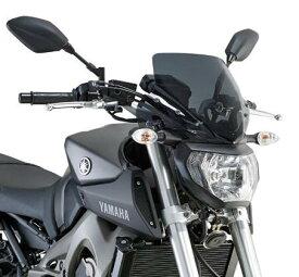 バイク スクリーンヤマハ MT-09 GIVI スモーク スクリーン