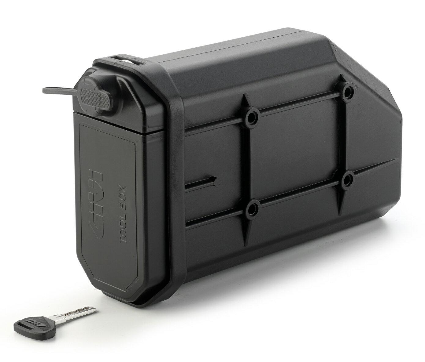 【バイク】【ツールボックス】 GIVI社製 パニアステー併用 ツールボックス