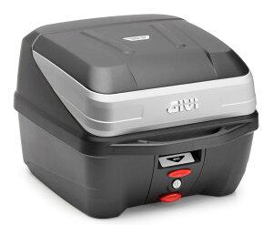 GIVI ジビ トップケース テールボックス モノロックケース B32N BOLD ベース付 カラー 未塗装ブラック