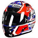 【Nolan】バイク ヘルメット X−802RR ケイシー・ストナー レプリカ スズカ