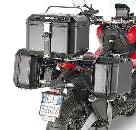 バイク キャリア GIVI ホンダ X-ADV モノキー ケース用 パニアホルダー 純正リアキャリア併用