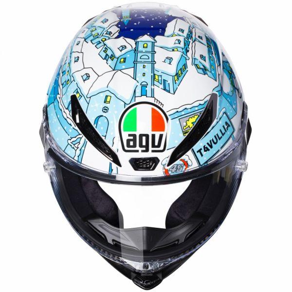AGV バイク フルフェイス ヘルメット ピスタ GP-R ウインターテスト2017 タブリア
