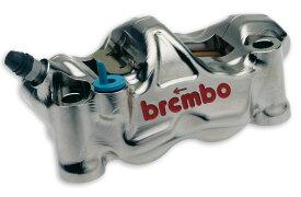 バイク ブレーキキャリパー ブレンボGP4RX ニッケルキャリパー CNC 32/32 アルミピストンモデル 108mm