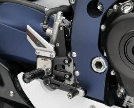 送料無料バイク ステップ [リゾマ:RIZOMA] バックステップ EVOGSX-R600/750 11-