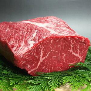 国産 牛ランプブロック かたまり肉1kg/ステーキ ローストビーフ 焼き肉 焼肉 BBQ バーベキューに当店厳選の旨い牛(F1交雑種)のランプ肉【冷蔵】