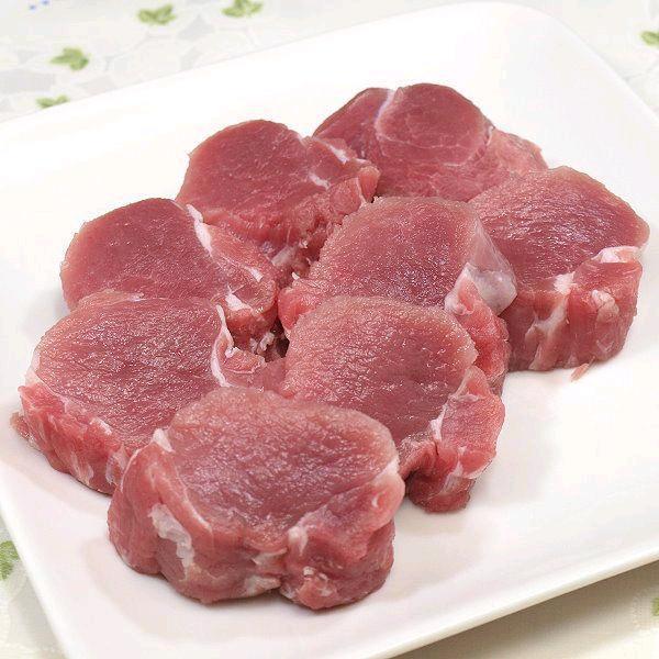 国産豚肉 ヒレカツ用300g☆おいしい香川県産の豚肉 「讃玄豚」