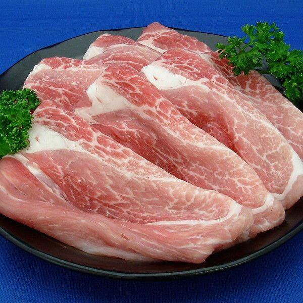国産豚肉 ももスライス 巻物や鍋物用などに500g☆おいしい香川県産の豚肉 「讃玄豚」
