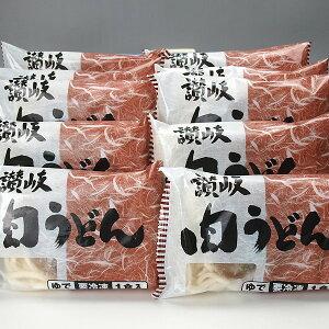 冷凍讃岐うどん(肉うどん)10食入り