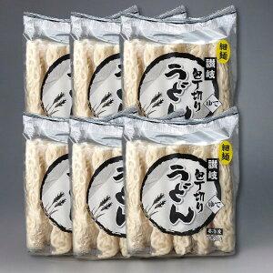 包丁切り冷凍讃岐うどん(細麺) 30食入