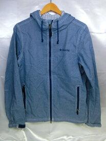 Columbia コロンビア ロビンザフッドジャケット サイズM ブルー系 メンズ/レディース PM3127【中古】
