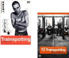 トレインスポッティング(2枚セット)1、T2【全巻 洋画 中古 DVD】メール便可 レンタル落ち