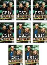 CSI:科学捜査班 シーズン13 8枚セット 第1話〜第22話 最終【全巻セット 洋画 海外ドラマ 中古 DVD】レンタル落ち