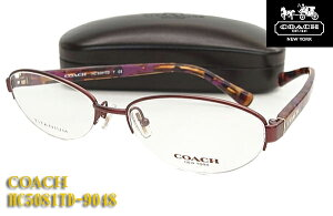 【COACH】コーチ 眼鏡 メガネフレーム HC5081TD-9048 正規品 伊達眼鏡対応(度入り対応/フィット調整対応/送料無料!【smtb-KD】