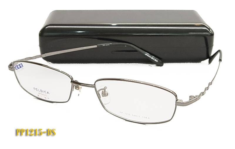 PATTiPATTi(パティパティ) 眼鏡メガネフレーム日本製エアーチタンPP1215-DS超弾性 ゼログラ(度入り対応/フィット調整対応 送料無料!【smtb-KD】