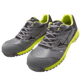 期間限定ポイント10倍!!【送料無料】MIZUNO 安全靴 ミズノワーキング C1GA1700 ワーキングシューズ 29cm 22.5 23 23.5 紐タイプ