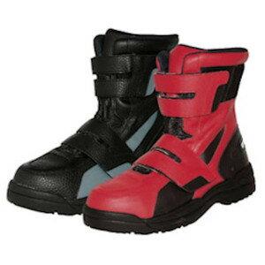 【安全靴】丸五 ハイカット 150 赤 黒 安全靴