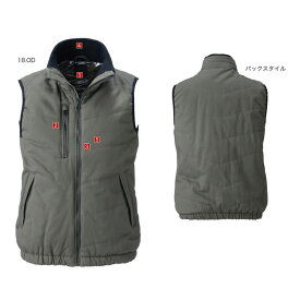MURAKAMI6299 鳳皇 HOOH 防寒ベスト M〜5L