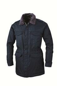 XEBEC18400 ジーベック セキュリティ 防寒コート M〜5L