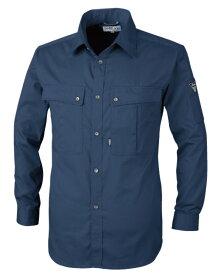 XEBEC9230 ジーベック ワークウェア SOFTプリーツロンSX 長袖シャツ S〜5L