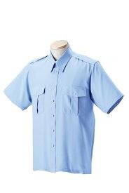 XEBEC18303 ジーベック セキュリティ 無地半袖シャツ S〜5L