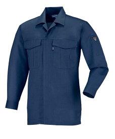 XEBEC6253 ジーベック ワークウェア 長袖シャツ S〜5L