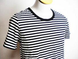 新品 ♪★ チャオパニック CIAOPANIC  半袖Tシャツ ボーダー 黒白 サイズM ★17703