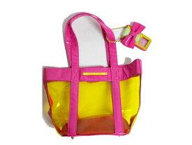 訳あり 新品 ♪ CECIL McBEE ハンドバッグ ピンク ◆ 女性用 f017