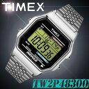 SALE!在庫有り!即納可【あす楽対応】TIMEX【TW2P48300】CLASSIC DIGITAL 34mm幅 タイメックス クラシックデジタル …