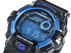 在庫有り!即納可【あす楽対応】CASIOカシオG-SHOCKGショックメンズ腕時計G-8900A-1黒青ブラック×ブルー【国内G-8900A-1JFと同型】海外モデル【新品】【あす楽_土曜営業】【あす楽_日曜営業】