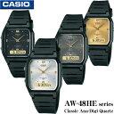 CASIO AW-48HE series 【AW-48HE-1A】【AW-48HE-7A】【AW-48HE-8A】【AW-48HE-9A】カシオ Ana-Digi アナデジ Quartz …
