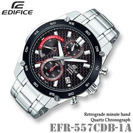 762c88d96f CASIO EDIFICE EFR-557CDB-1A カシオ エディフィス クォーツ クロノグラフ メンズ 腕時計【10