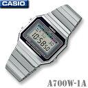 CASIO A700W-1A STANDARD DIGITAL カシオ スタンダード デジタル 腕時計 クォーツ 海外モデル【新品】