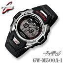 CASIO G-SHOCK GW-M500A-1 カシオ Gショック【電波ソーラー】腕時計 シルバー×ブラック タフソーラー マルチバンド6 …