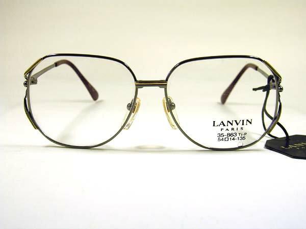 LANVINランバン35-863-女メタル【送料無料】