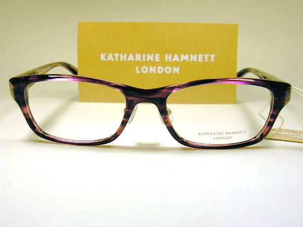 【レンズ付き・送料無料】キャサリンハムネットkatharine KH9096-4 セルフレーム