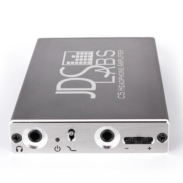 JDS Labs / C5 (Slate) ヘッドホンアンプ 直輸入品