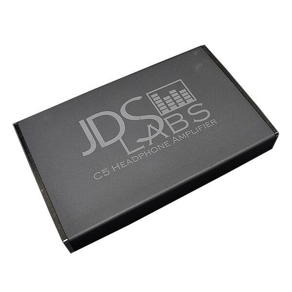JDS Labs / C5 (Black) ヘッドホンアンプ 直輸入品