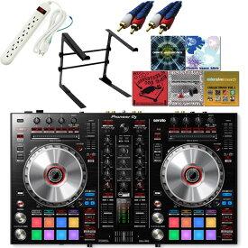 【13大特典付】 Pioneer / DDJ-SR2 【Serato DJ Pro+P'NT無償】 激安定番Cセット