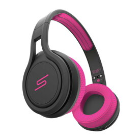 SMS Audio / STREET by 50 Sport OnEar (PINK) 防滴仕様スポーツ用ヘッドホン 国内正規品 エスエムエスオーディオ