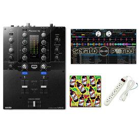 Pioneer DJ(パイオニア) / DJM-S3 & PITCH 'N TIME DJ Aセット【サンプラー音ネタCDプレゼント!】