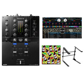 Pioneer DJ(パイオニア) / DJM-S3 & PITCH 'N TIME DJ Bセット【サンプラー音ネタCDプレゼント!】