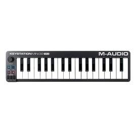 M-Audio(エム・オーディオ) / Keystation Mini 32 MK3 【Pro Tools First 付属】 ベロシティ対応32鍵盤ミニ・キーボードコントローラー 【次回6月下旬以降予定】