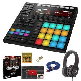 8大特典付 MASCHINE MK3 / Native Instruments(ネイティブインストゥルメンツ) 【音圧アップ!DeemaxプレゼントAセット】