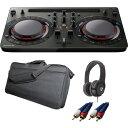 【13大特典付】 Pioneer / DDJ-WeGO4-K 【rekordbox dj / Virtual DJ LE無償】 ソフトケースお得セット