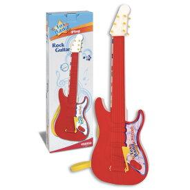 Bontempi(ボンテンピ) / Rock Guitar (20 5401) おもちゃのロックギター 【イタリア製】【正規輸入品】