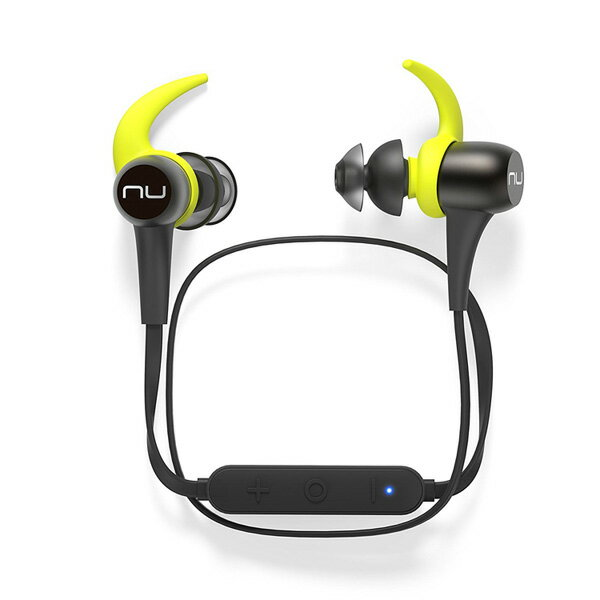 NuForce / BE Sport3 (Gunmetal Black) Bluetooth対応 ワイヤレスイヤホン ニューフォース 直輸入品